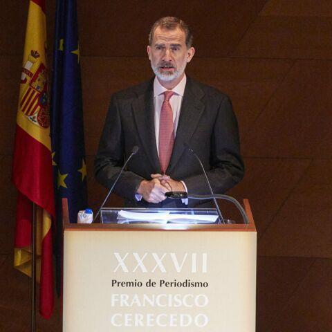 Felipe d'Espagne négatif au Covid-19: pourquoi il reste en quarantaine