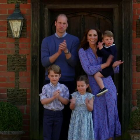 Kate Middleton face aux crises de nerfs de George, Charlotte et Louis: une maman comme une autre!