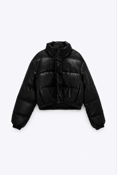 Doudoune, Zara, 49,95€