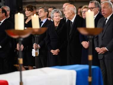 PHOTOS - Valéry Giscard d'Estaing, époux et père de famille