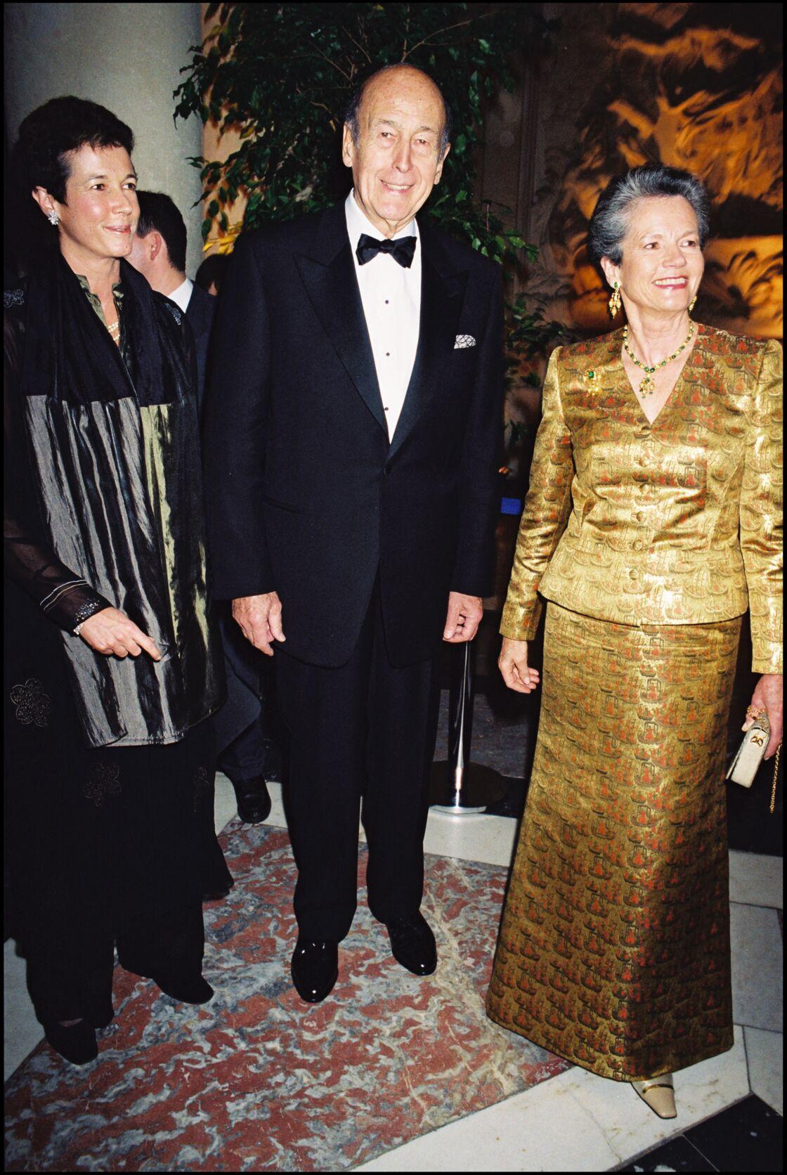 Comme les Chirac, Anne-Aymone et Valéry Giscard d'Estaing ont dû apprendre à vivre avec la mort tragique de l'une de leurs filles.