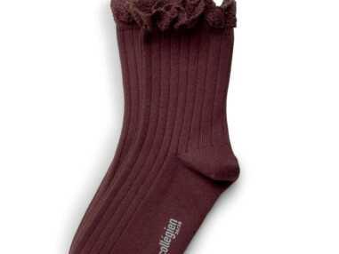 Tendance : Comment porter ses chaussettes avec style cet hiver.
