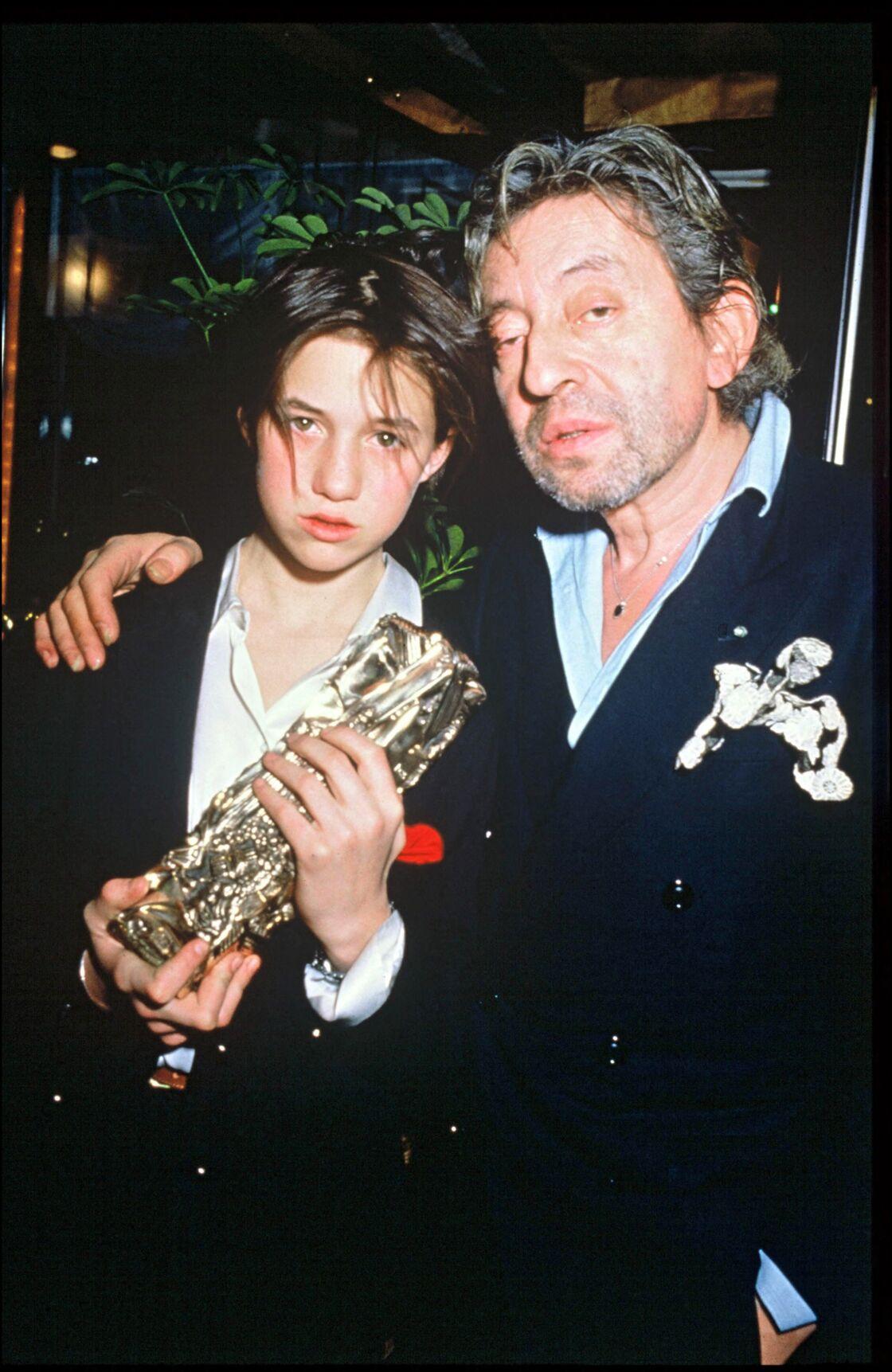 Charlotte Gainsbourg, César du meilleur espoir féminin pour le film