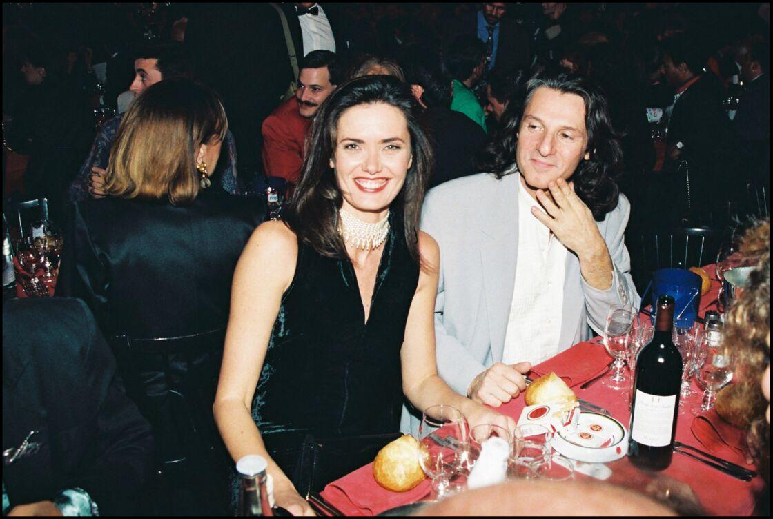 Annie Pujol et Gérard Blanc aux