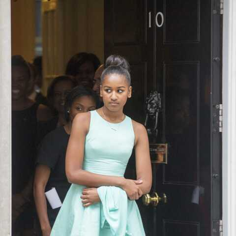 VIDÉO – Sasha Obama: quand la fille de Barack et Michelle fait le show sur TikTok