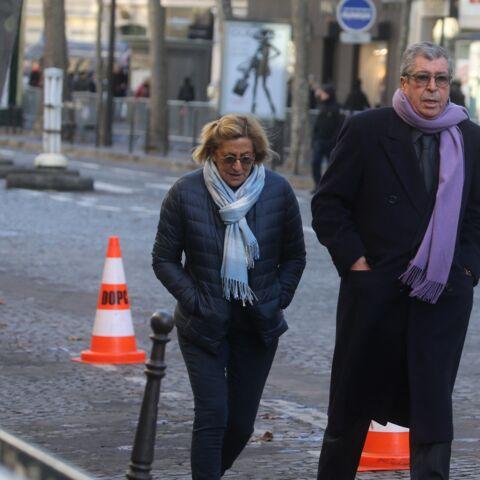 PHOTOS – Isabelle Balkany encore émue par la mort de son «Jojo d'amour»
