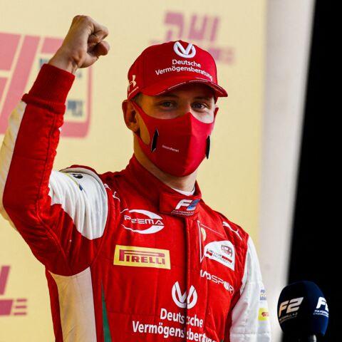 Michael Schumacher: prêt à lui succéder, son fils Mick devient Champion du monde de F2