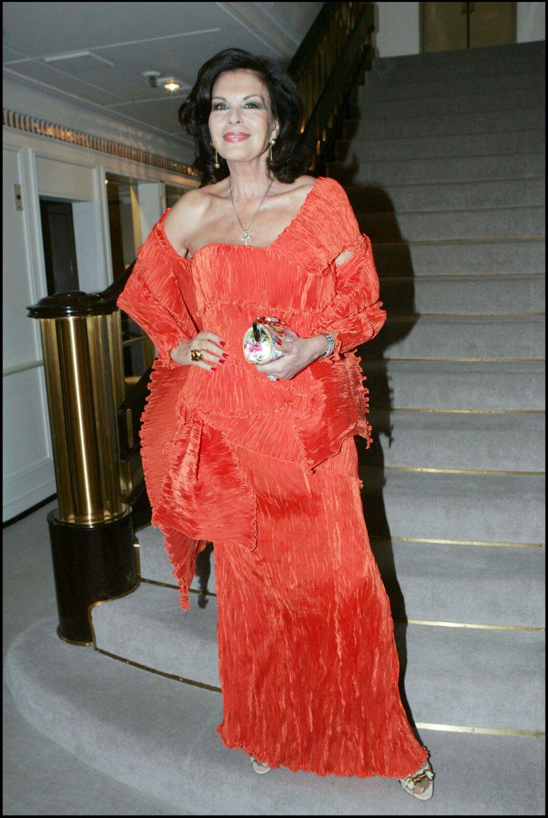 Elizabeth Teissier en 2006