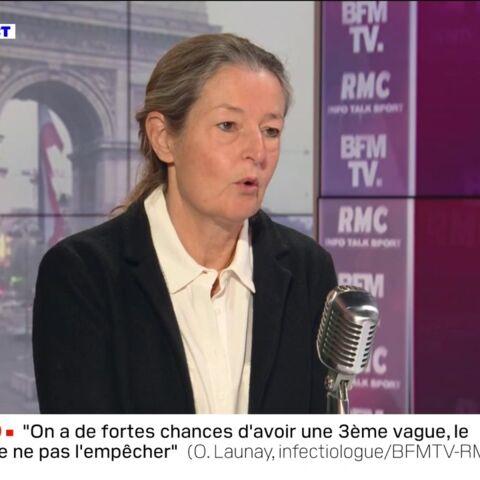 «Le vaccin risque de ne pas empêcher une 3e vague»: la Pr. Odile Launay inquiète