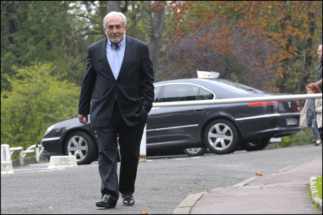 Dominique Strauss-Kahn en 2011