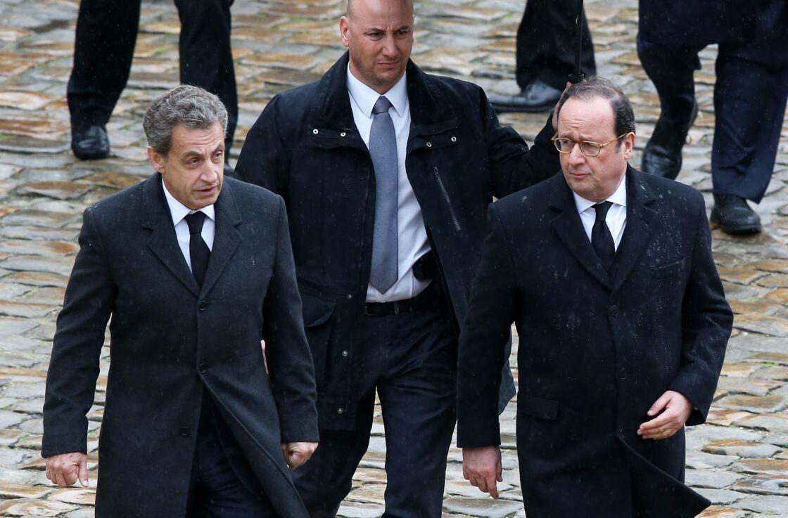 Emmanuel Macron face à ses prédécesseurs en 2022 ? Selon les rumeurs, Nicolas Sarkozy et François Hollande n'excluraient pas une candidature à l'élection présidentielle