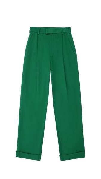 Pantalon, 395 €, DA/DA Diane Ducasse.