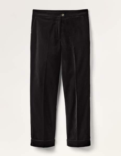 Pantalon en velours, 110€, Boden.