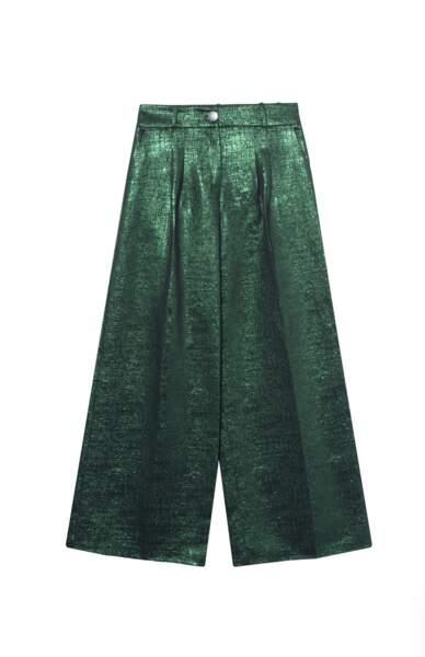 Pantalon en Lurex, 89 €, Sinéquanone.