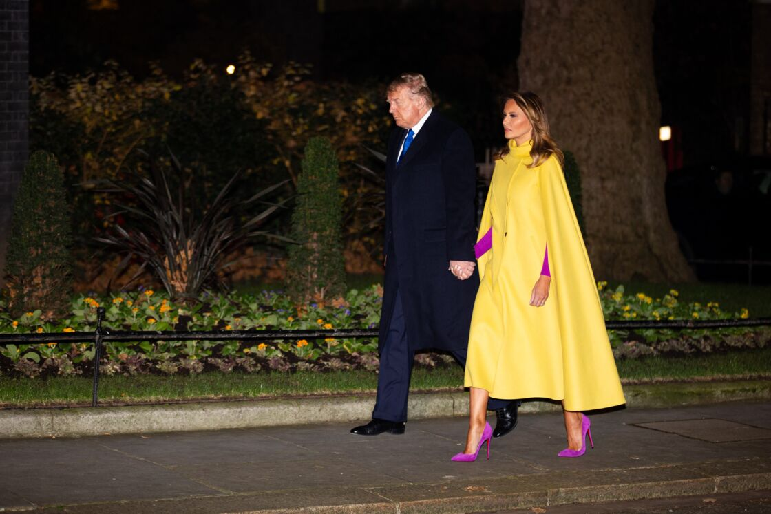 Donald et Melania Trump