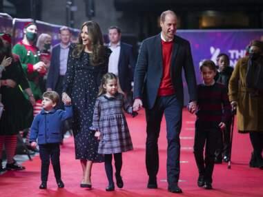 PHOTOS - Kate Middleton et William en famille au London Palladium