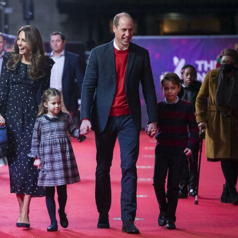 PHOTOS – Kate Middleton et William en famille: leur adorable portrait de Noël dévoilé avant l'heure