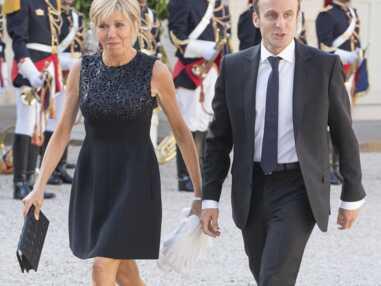 PHOTOS - Quand Brigitte Macron apparaissait en mini robe à l'Élysée