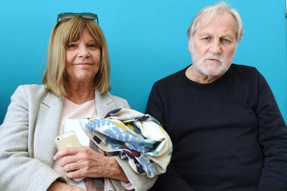Chantal Goya et Jean-Jacques Debout le 28 septembre 2018