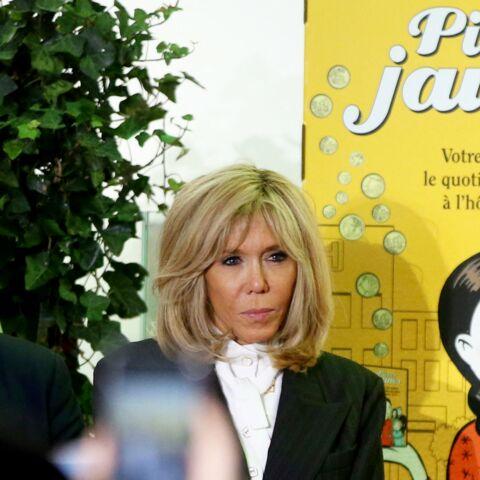 Brigitte Macron et ses Pièces Jaunes: la Première dame ne lâche pas en pleine pandémie