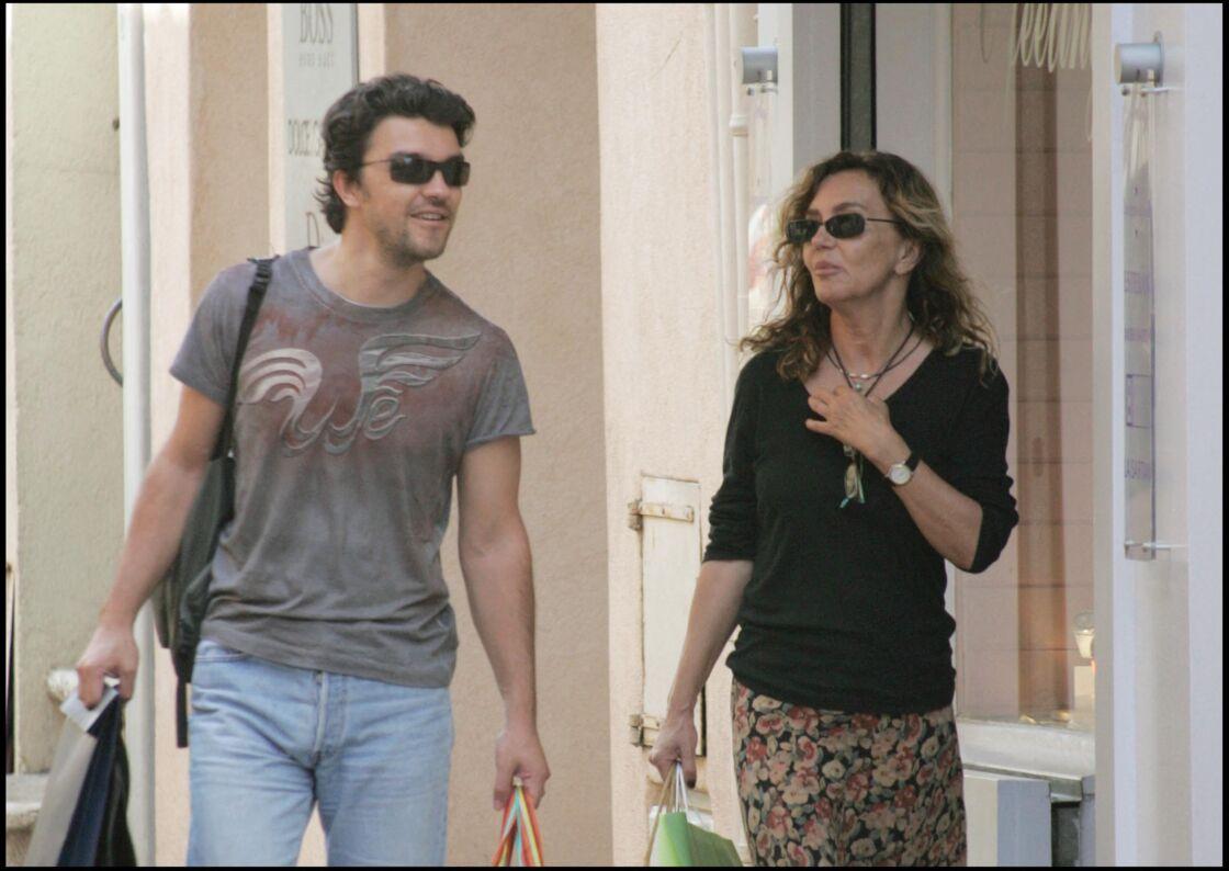 Caroline Cellier et son fils Nicolas Poiret