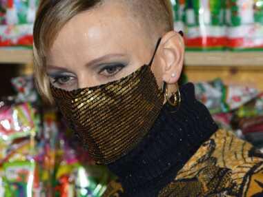 PHOTOS - Charlène de Monaco punk glam : cette nouvelle coupe de cheveux très audacieuse