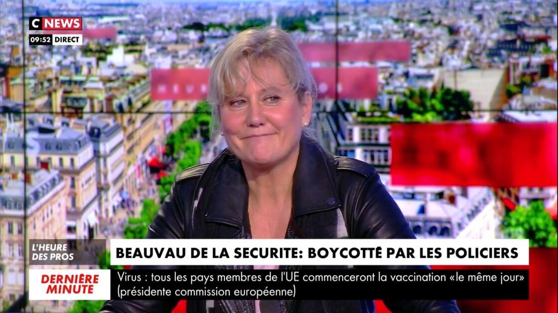 Nadine Morano sur CNews, mercredi 16 décembre 2020