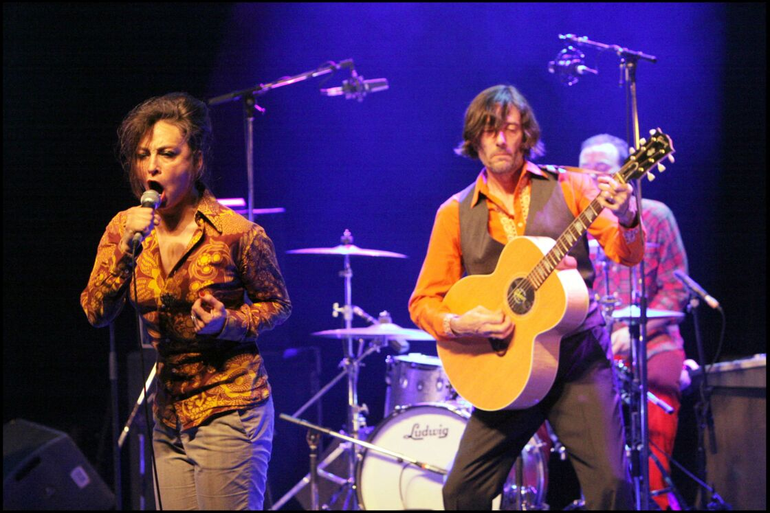 Catherine Ringer et Fred Chichin, le 23 avril 2007
