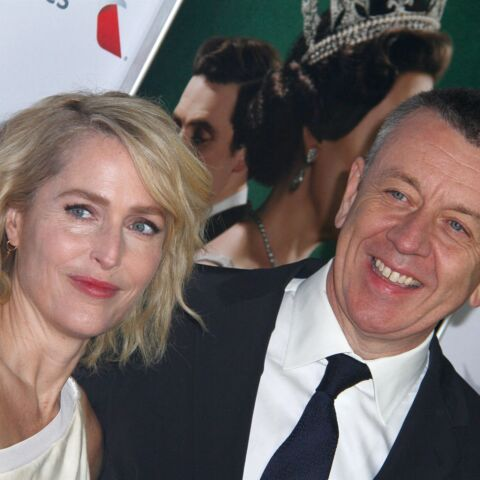 Gilian Anderson (The Crown) et son compagnon se séparent
