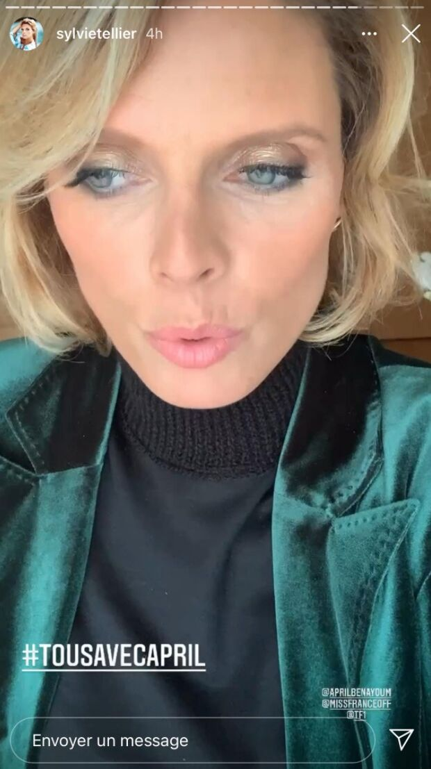 Instagram Sylvie Tellier