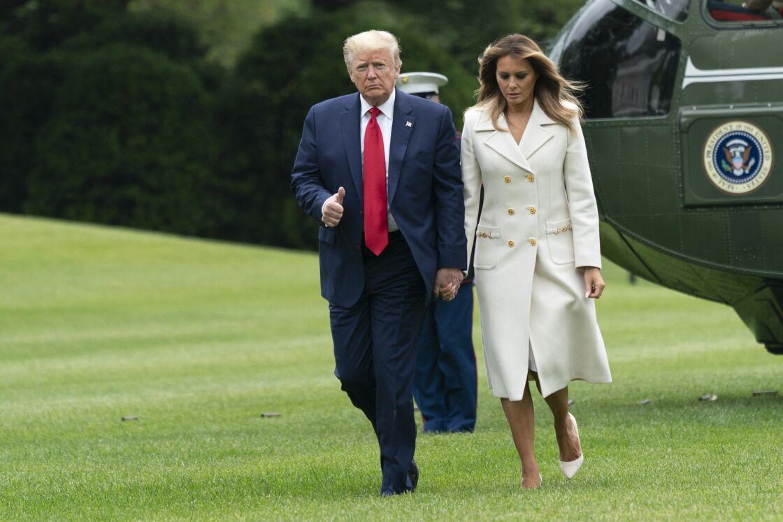 Donald Trump s'apprête à quitter la Maison-Blanche pour céder sa place à Joe Biden dès le mois de janvier 2021
