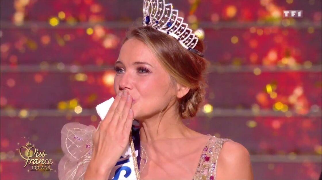 Amandine Petit a été élue Miss France 2021