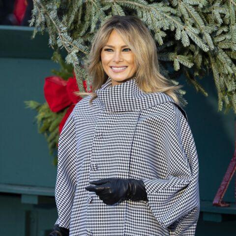 Melania Trump, adepte de Photoshop pour sa carte de Noël?