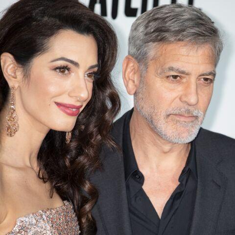 George Clooney: sa petite astuce avec ses jumeaux excités avant Noël