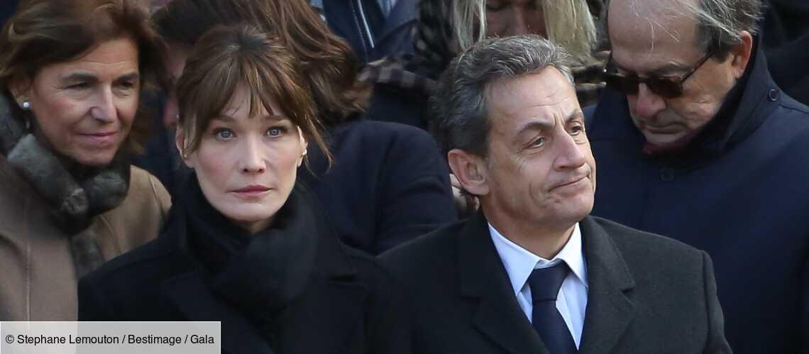 Carla Bruni « angoissée » : pourquoi elle tient à partir avant Nicolas Sarkozy - Gala