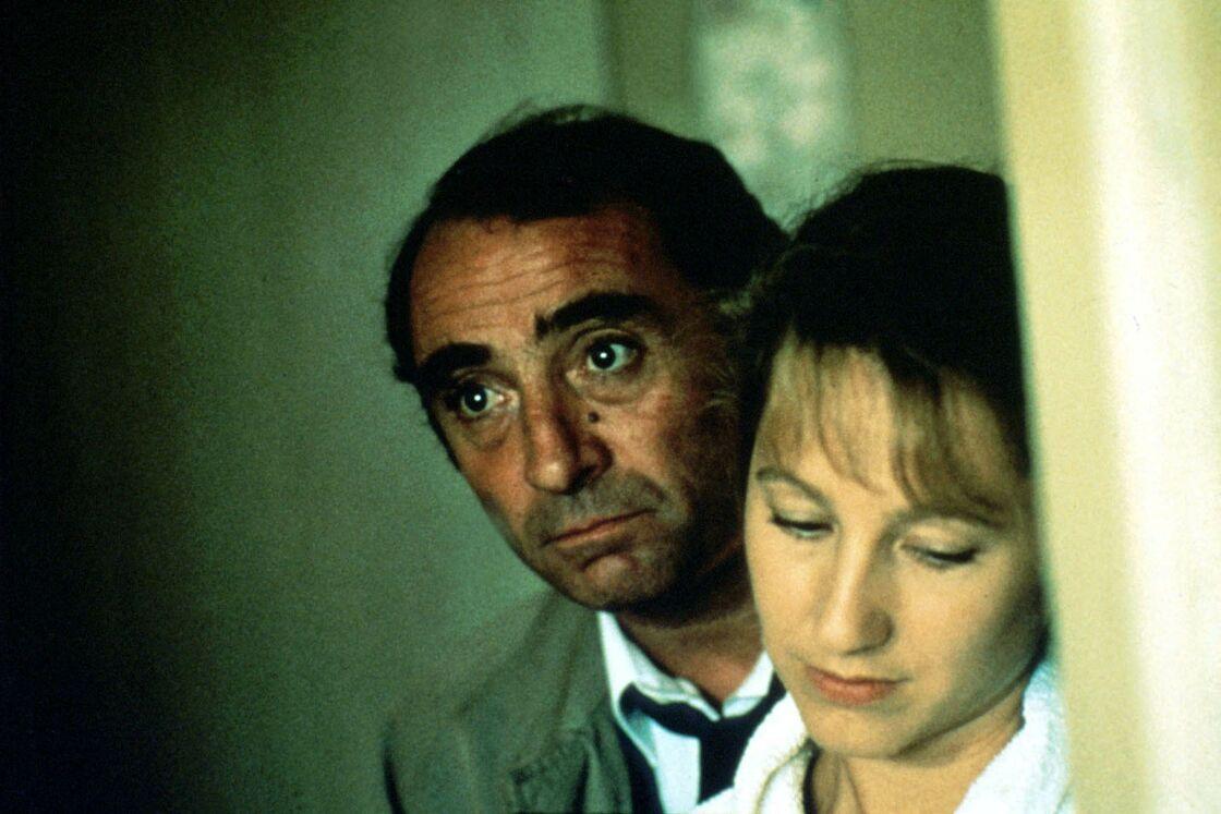 Claude Brasseur, Nathalie Baye sur le tournage du film
