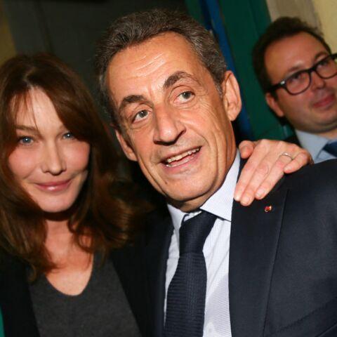 Carla et Nicolas Sarkozy amoureux à Disneyland: les dessous de leur toute 1ère sortie en couple