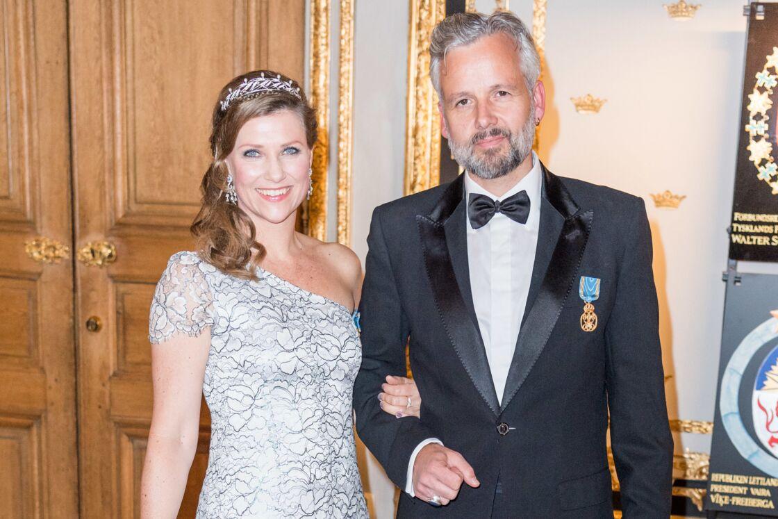 Märtha Louise de Norvège et Ari Behn