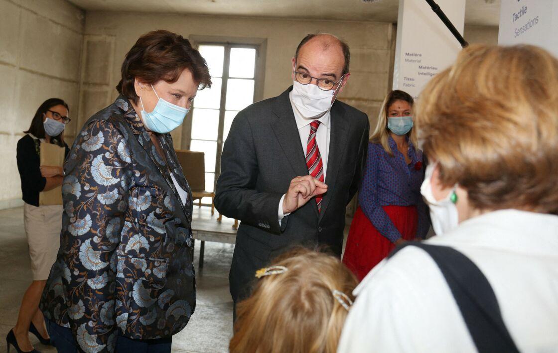 Si les rumeurs le dit en froid avec Roselyne Bachelot, Jean Castex a récemment fait l'éloge des efforts de la ministre de la Culture face au contexte de crise sanitaire et économique