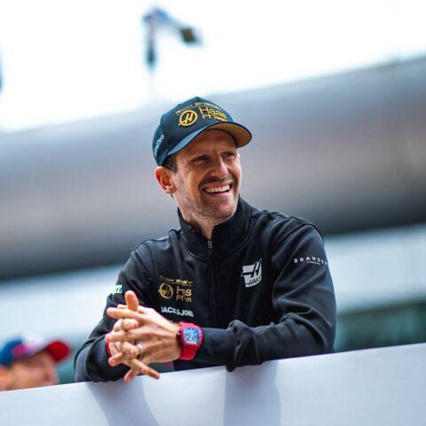 Romain Grosjean: comment vont ses mains après l'opération?