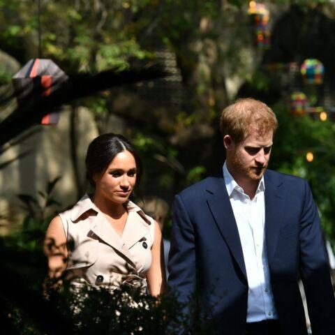 Rétro 2020: Meghan Markle et Harry, retour sur leur année compliquée