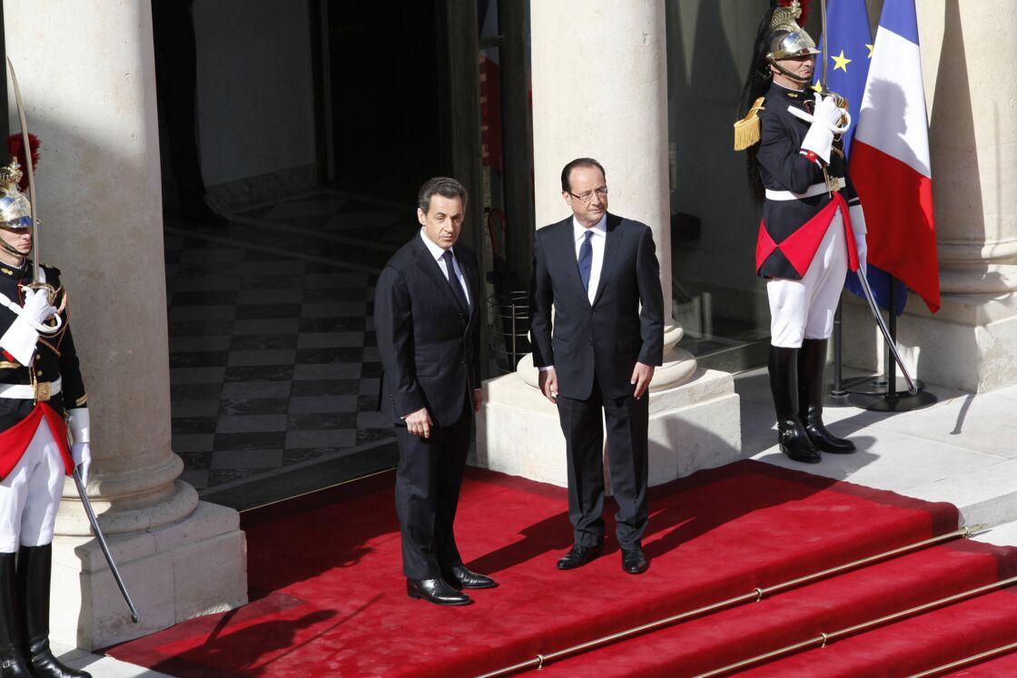 En 2012, François Hollande faisait fièrement son entrée à l'Elysée