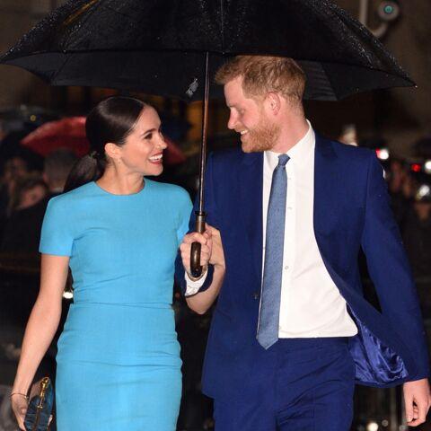 Meghan Markle et Harry font un clin d'œil à Diana pour leur premier podcast