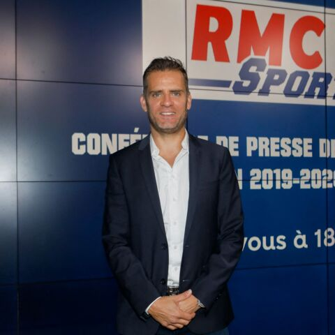Le footballeur Jérôme Rothen ému en parlant de la maladie de son fils