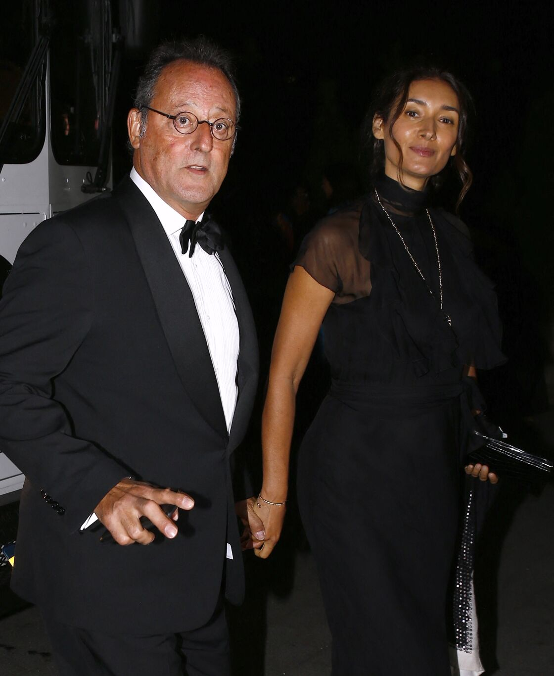 Depuis plus d'une décennie, Jean Reno partage la vie de la mannequin britannique, Zofia Borucka, la mère de ses deux enfants cadets, Cielo et Dean