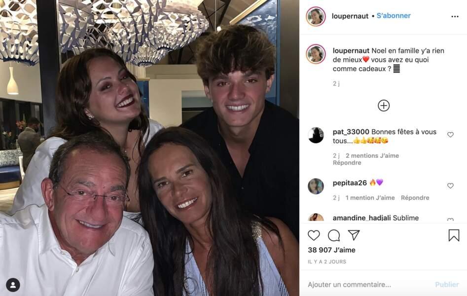 La famille Pernaut