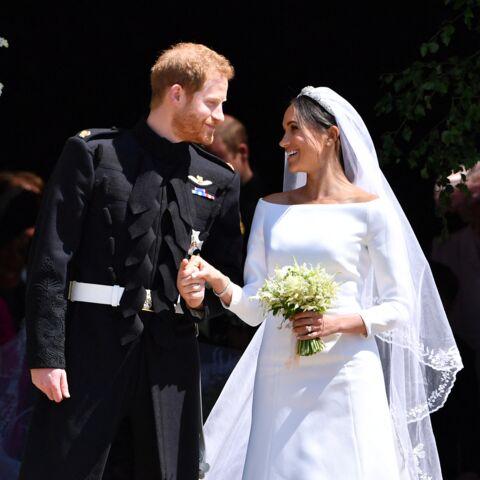 Meghan Markle et Harry livrent une anecdote inédite sur leur mariage