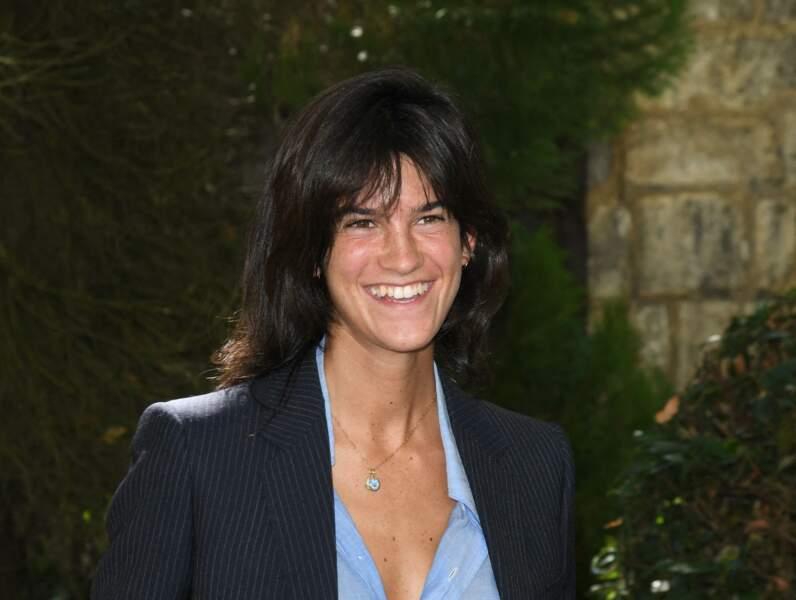 Suzanne Lindon, la fille de Sandrine Kiberlain et Vincent Lindon le 1er septembre 2020