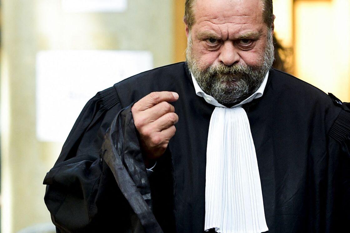 Éric Dupond-Moretti au Tribunal de Bobigny le 20 septembre 2019
