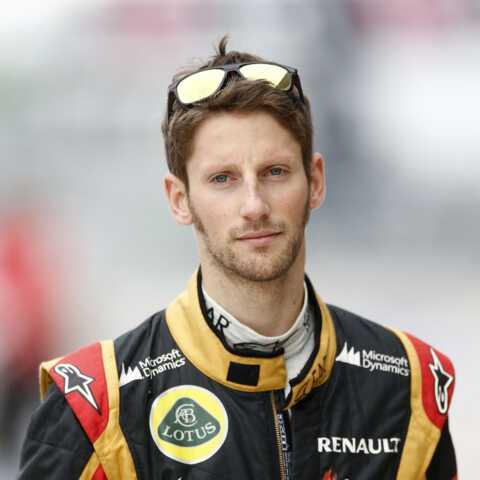 Romain Grosjean: son fils aîné a eu peur qu'il soit «tout brûlé» après son accident